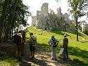 Hrušov, hrad: image 13of 68
