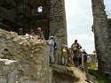 Hrušov, hrad: image 16of 68