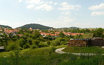 Hrušov, hrad: image 62of 68